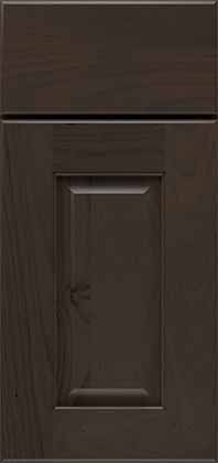 Lodge Door Alder Truffle Stain