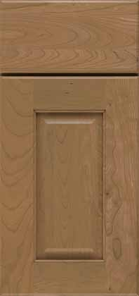 Lodge Door Cherry Species Desert Stain