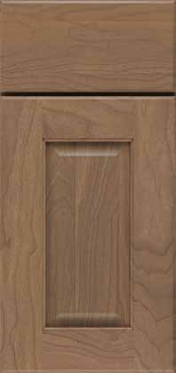 Lodge Door Walnut Species Desert Stain