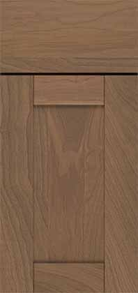 Madrid Door Walnut Species with Desert Stain