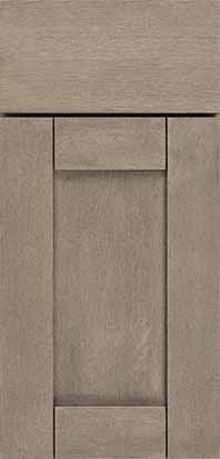 Madrid Door Quarter Sawn Oak Species with Pumice Stain