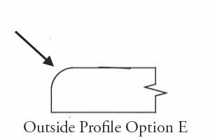 Outside Profile E
