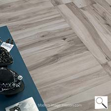 Allwood Italian design. Palissandro 6 1/2 by 40 and 10 by 40 Porcelain