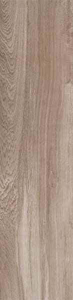 Trecenta Taupe 9 by 47 WoodLook Tile Plank