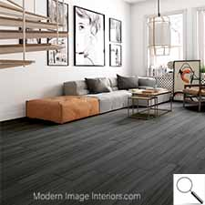 Zante Gray Wood Look Tile Plank 9by47